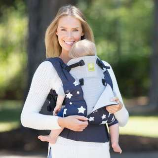 BNIB Lillebaby: Complete All Seasons Baby Carrier - Stars In Our Eyes