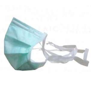 masker tali tie on debu motor face operasi polusi asap wajah flu operation
