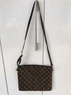 LV Long Strap Shoulder Bag