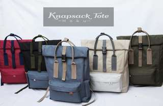 2 in 1 knapsack Backpack