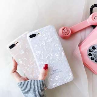 [PO] Pastel Holograhic Cover (Oppo & iPhone)