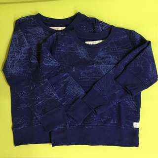 H&M Long Sleeve Pullover