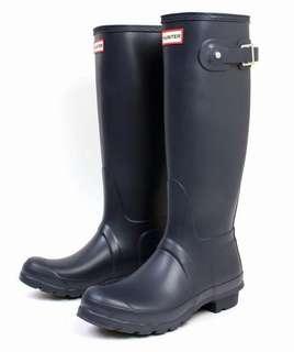 Hunter 水鞋 水靴