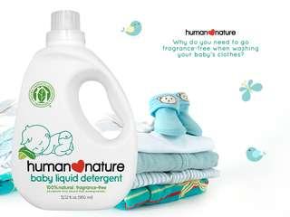 Baby Liquid Detergent (950ml)