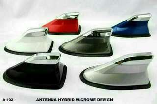 Antena Hybrid w/Chrome