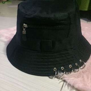Bucket Hat w/ Rings