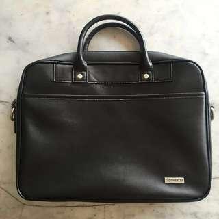 Mazda Leather Briefcase
