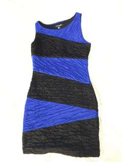 Formal Bodycon Dress forever21 F21