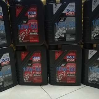 Engine Oil Motorcycle