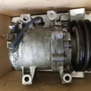 Compressor for isuzu dmax