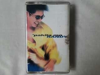 "Randy Santiago ""Pakita Mo"" Cassette Tape"