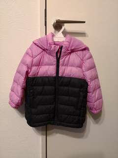 Uniqlo warm padded light jacket