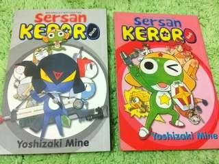 Sersan Keroro / Sergeant Keroro