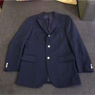 Uniqlo 3 Button Blazer | Zara H&M Topman