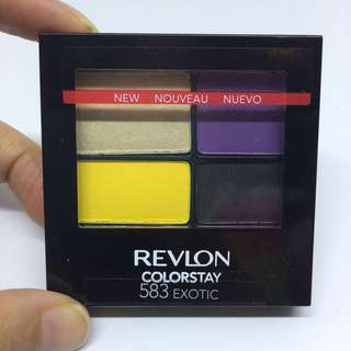 Revlon colorstay eye shadow set