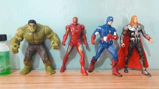 marvel petron cup topper