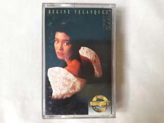 "Regine Velasquez ""Special Collector's Edition"" Cassette Tape"