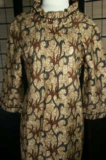 Atasan long Sleeve bahan Batik