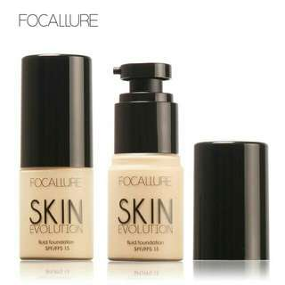 Focallure skin evolution liquid fondation