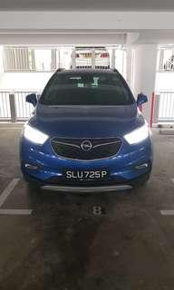 Opel Mokka X 1.6A Turbo