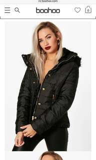 Boohoo jacket