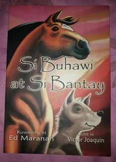 Si Buhawi at Si Bantay