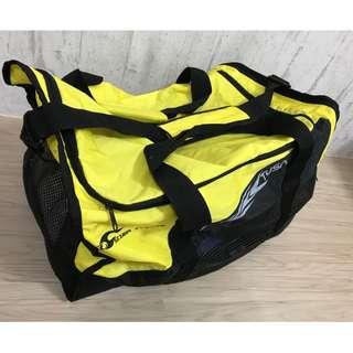 🚚 TUSA 黃 潛水 浮潛 SUP 衝浪 網袋 裝備袋 67x40x高45cm 8成新 有微髒