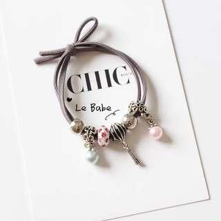Korean bracelet / hair tie