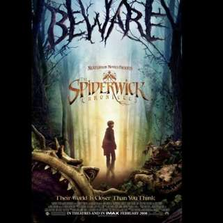[Rent-A-Movie] THE SPIDERWICK CHRONICLES (2008)