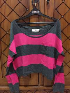 Sweater pink by (x).s.m.l