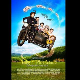 [Rent-A-Movie] NANNY MCPHEE RETURNS (2010)