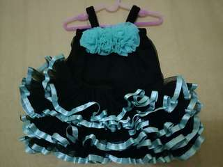 Dress anak perempuan 1-2th