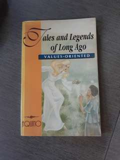 Tales & Legends of Long Ago