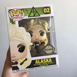 Funko Pop Drag Queens: Alaska