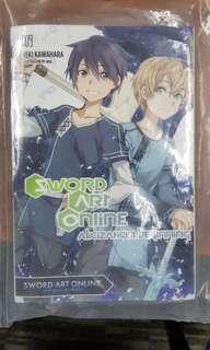 Sword Art Online Alicization Beginning Light Novel 9