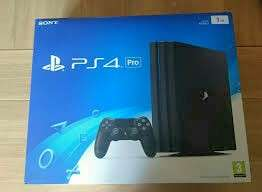 PS 4 Pro 1TB Fast Deal $400 Price Nego