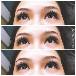 $60 EYELASH EXTENSIONS located in MARKHAM