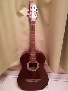 Secondhand Cowboy Guitar