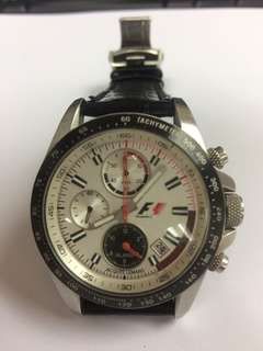 Jacques Lemans F1 Chronograph