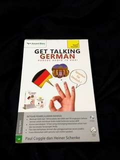 Get Talking German Kesaint Blanc