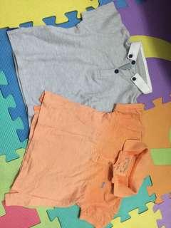 Polo shirt set