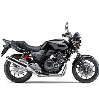 Honda cb400 revo OTR B4 Inusrance $20.8k With GST,COE,Reg Fee,6 Month Rd-TaxD/P $500 or $0 With out insurance (Terms and conditions apply. Pls call 67468582 De Xing Motor Pte Ltd Blk 3006 Ubi Road 1 #01-356 S 408700.