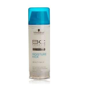 Schwarzkopf Professional BC Bonacure Moisture Kick Balm 150ml - For Normal to Dry Hair