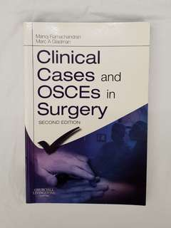 Ramachandran Clinical Cases & OSCEs for Surgery
