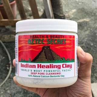 Aztec Indian Healing Clay 100% authentic