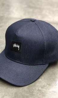 Stussy 牛仔cap
