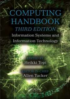 Computing Handbook, 3rd Edition: Information Systems Ebook