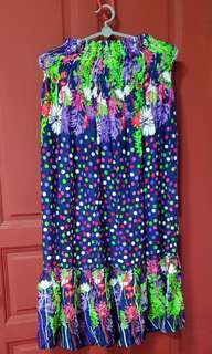 Tube Romper Dress Wear