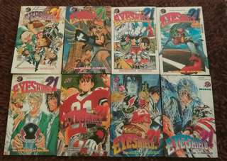 Komik Eyeshield 21 Borongan