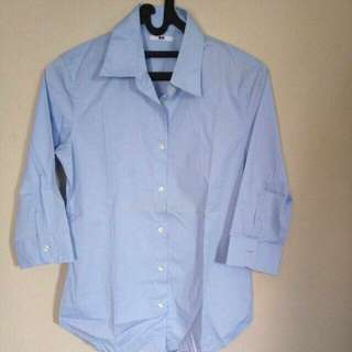 Kemeja Uniqlo S Preloved